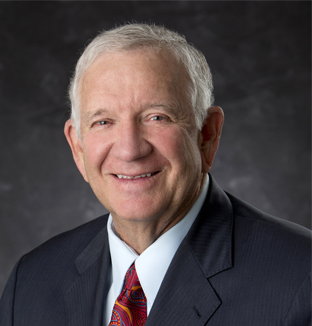 Dr. Robert B. Sloan, President of Houston Baptist University