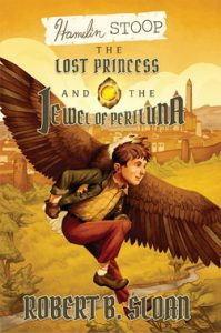 Hamelin Stoop: the Lost Princess and the Jewel of Periluna cover